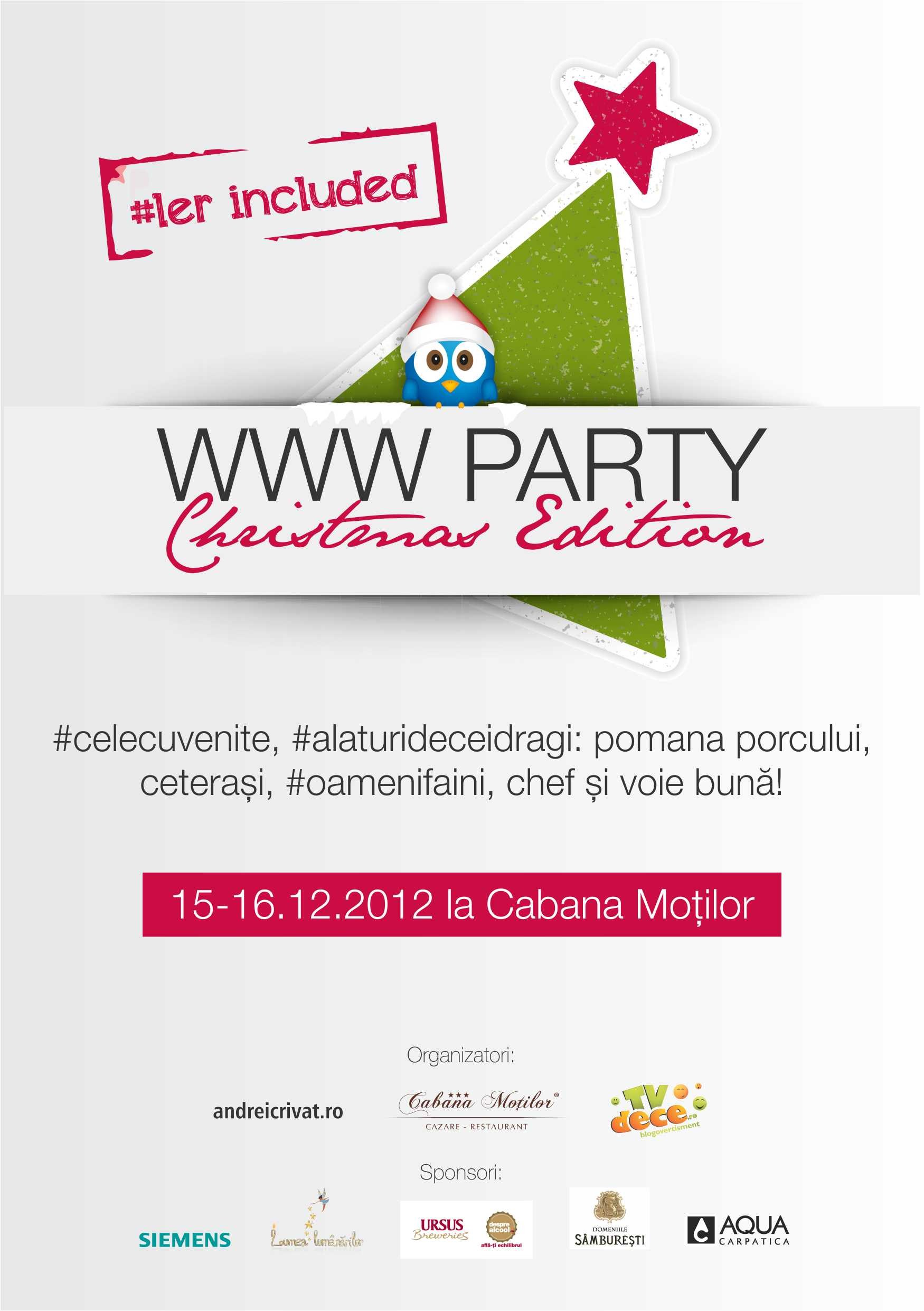 WWW Party, Christmas Edition