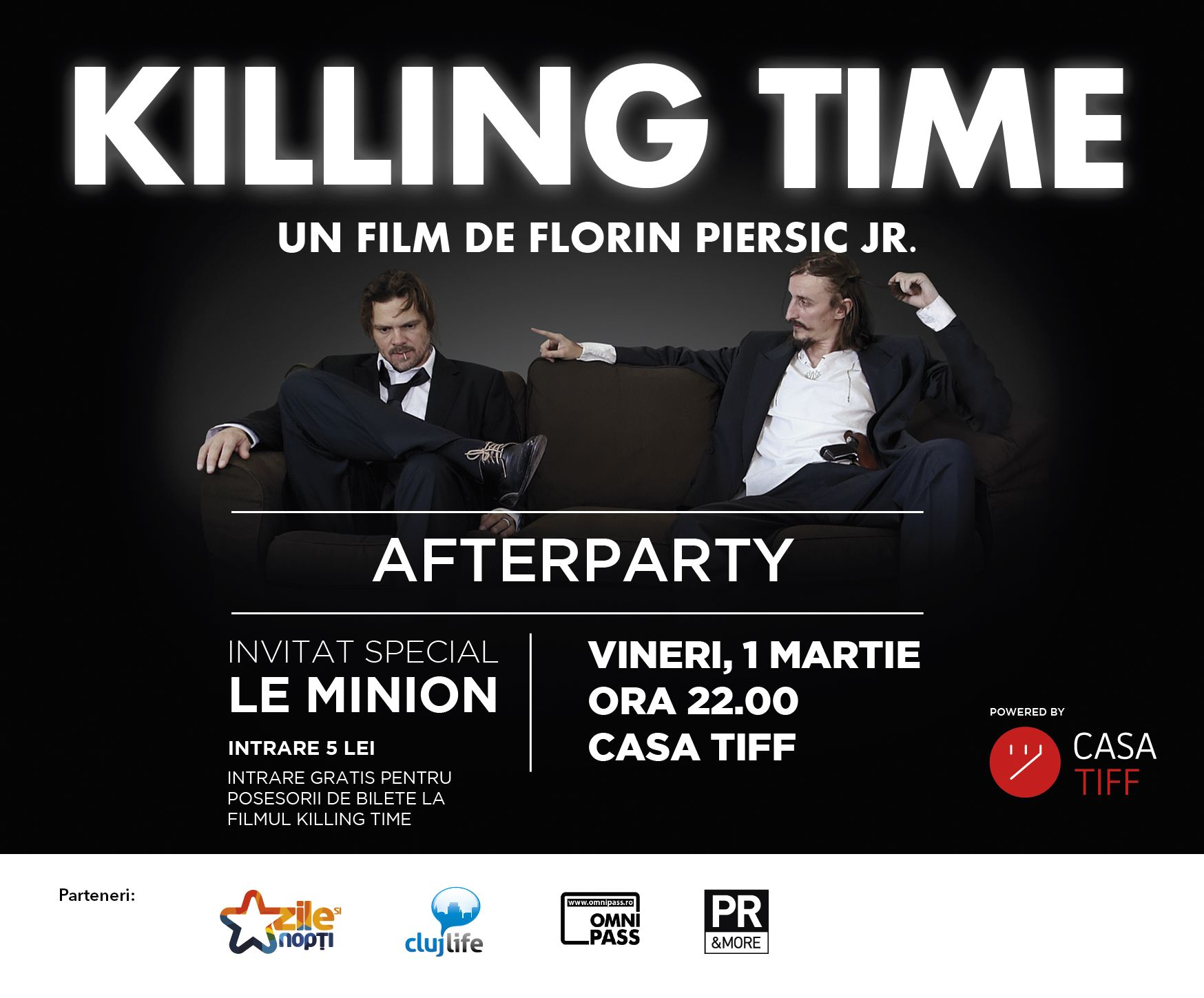 Killing Time Afterparty